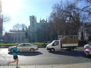 Photo de mon séjour à Cambridge - Londres