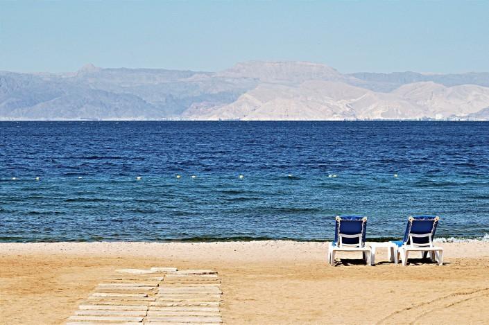 Compte rendu de plongée sous marine en Jordanie