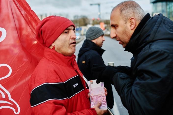 Grève du 08/12/2014 - Et si on jouait au foot?