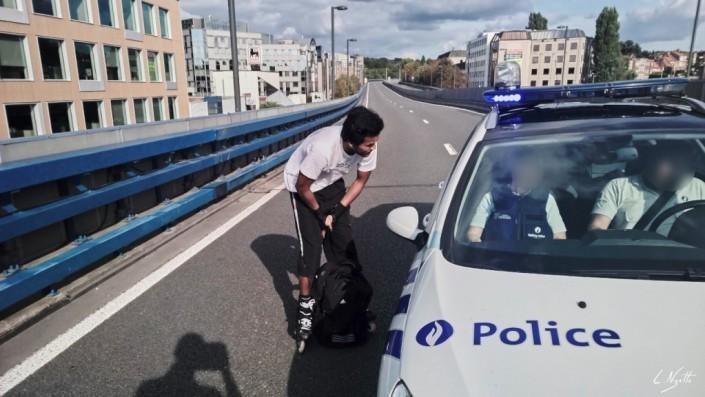 Photographier un policier - Droit à l'image