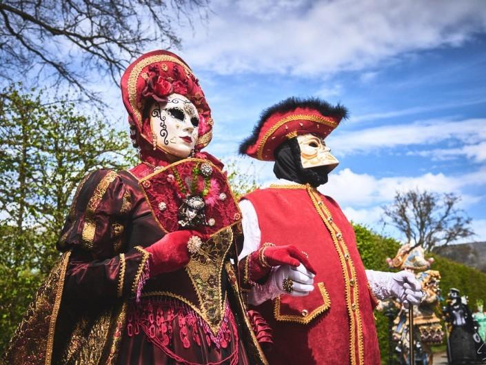 Les costumes de Venie aux jardins d'annevoie 2017 – 38 mm – Les costumes de Venise aux jardins d annevoie 2017 NIKON D800E 38 mm 5.62431 – avr. 30 2017 – NIKON D800E