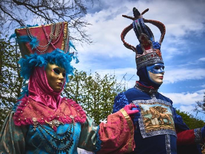 Les costumes de Venie aux jardins d'annevoie 2017 – 48 mm – Les costumes de Venise aux jardins d annevoie 2017 NIKON D800E 48 mm 7.12325 – avr. 30 2017 – NIKON D800E