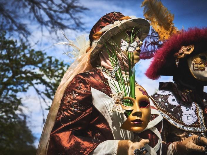 Les costumes de Venie aux jardins d'annevoie 2017 – 62 mm – Les costumes de Venise aux jardins d annevoie 2017 NIKON D800E 62 mm 5.62495 – avr. 30 2017 – NIKON D800E