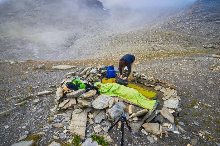 0002- Mont Buet avec maman 2017- 15 mm – A2.8 –