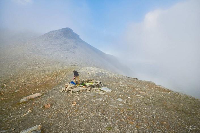 0005- Mont Buet avec maman 2017- 15 mm – A3.2 –
