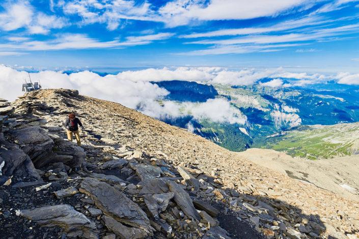 0009- Mont Buet avec maman 2017- 15 mm – A13 –
