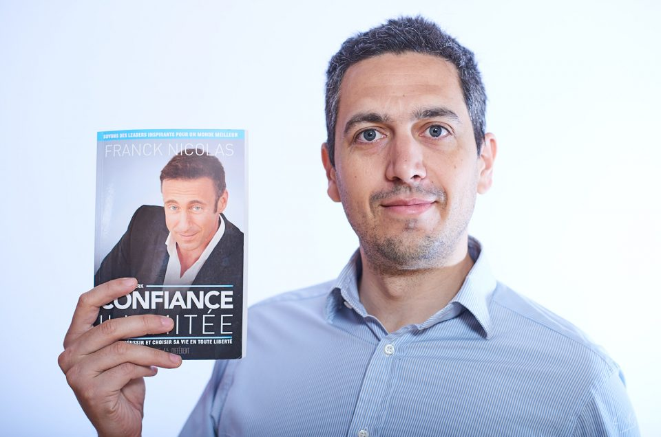 Confiance Illimitée - Franck Nicolas